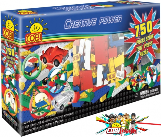 Cobi 20750 Creative Power