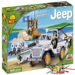 Cobi 24253 Willys MB Coast Patrol