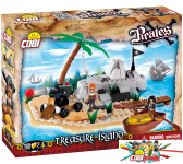 Cobi 6013 Treasure Island