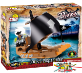 Cobi 6019 Jack`s Pirate Ship