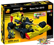 Cobi 25250 Renault Race Car 2010