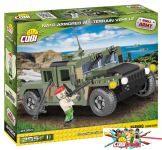 Cobi 24304 NATO Armored All-Terrain Vehicle