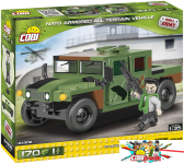 Cobi 24306 NATO Armored All Terrain Vehicle