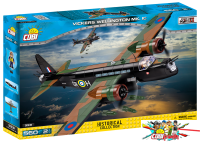 Cobi 5531 Vickers Wellington MK. IC