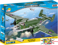 Cobi 5541 North American B-25B Mitchell