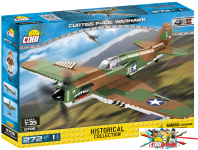 Cobi 5706 Curtiss P-40E Warhawk