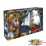 Cobi 6220 Red Royal Galleon - Pirates