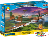 Cobi 5527 V1 Curtiss P-40B Tomahawk