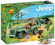 Cobi 24191 Willys MB with Cannon